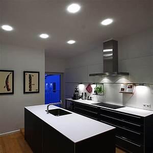 Spots In Der Decke : licht in der k che gut geplant ist definitiv besser beleuchtet prediger lichtjournal ~ Markanthonyermac.com Haus und Dekorationen