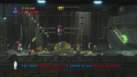 ccc lego marvel heroes guide walkthrough level 10