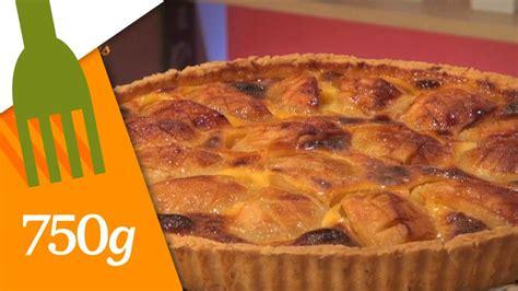 recette de tarte alsacienne aux pommes 750 grammes