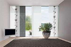 Schiebegardinen Weiß Mit Muster : bopp ag wo sie die sch nsten vorh nge kaufen ~ Markanthonyermac.com Haus und Dekorationen