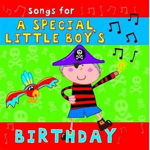 Songs for a Special Little Boy's Birthday by Kidzone on ...