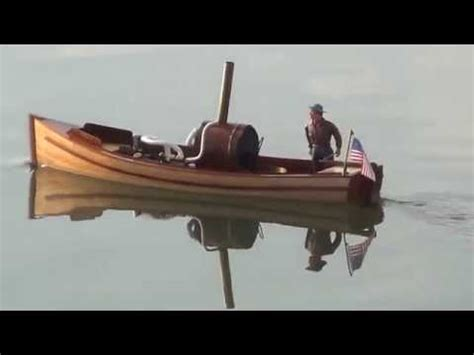 Model Steam Boat Youtube by Steamboat Model Robert P Jr Youtube