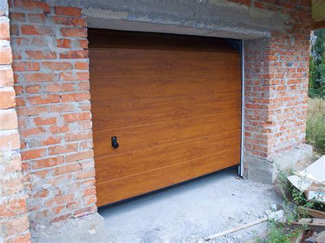 prix moyen des portes de garage pose et motorisation comprise
