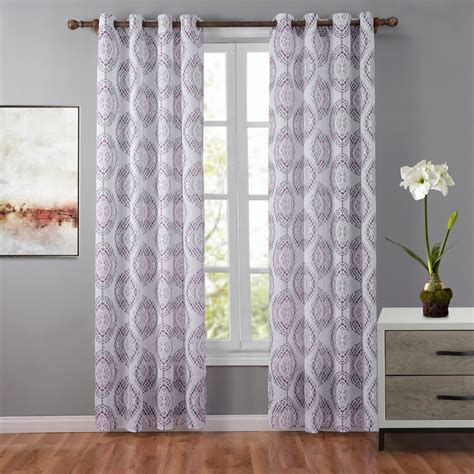 gray sheer curtains promotion shop for promotional gray