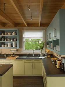 Moderne Holzdecken Beispiele : moderne k chen schaffen sie die passende stimmung ~ Markanthonyermac.com Haus und Dekorationen
