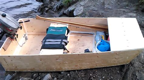 Homemade Fishing Boat by Homemade Jon Boat Plans Do It Yourself Homemade Ftempo