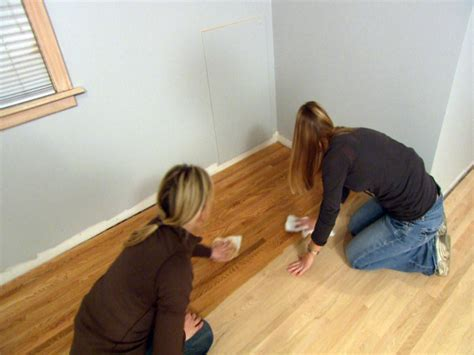 how to stain a wood floor how tos diy