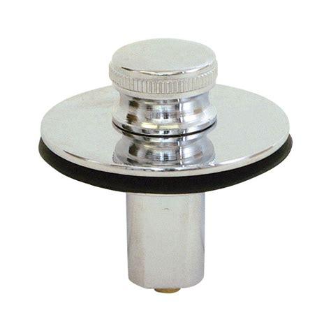 home depot bathtub stopper watco universal nufit push pull bathtub stopper silicone