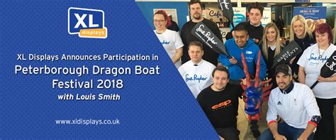 Peterborough Dragon Boat Festival 2018 Results by Xl Displays Announces Participation In Peterborough Dragon