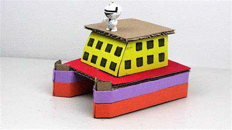 Easy Toy Boat by 3 Beautiful Diy Cardboard Boat Toys Easy And Simple
