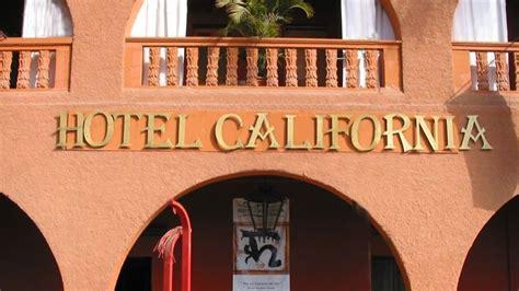 The Eagles Sue Canadians Who Run Mexico's Hotel California  Entertainment  Cbc News