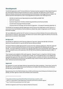 GEA-NZ v3.1 Application and ICT Services Reference Model ...