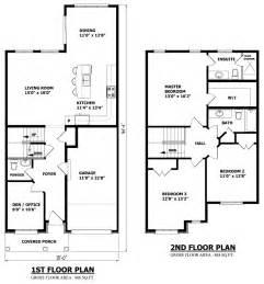 simple storey townhouse designs ideas small 2 storey house plans pinteres