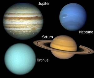 The 4 inner planets are the closest to the Sun, and the ...