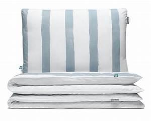 Bettwäsche Grau Weiß Gestreift : bettw sche gestreift blau grau hochwertige baumwolle ~ Markanthonyermac.com Haus und Dekorationen