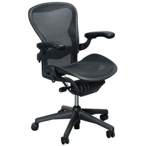 herman miller aeron used size a function task chair carbon national office interiors and
