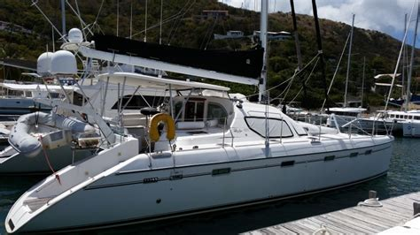 Catamaran For Sale Fort Lauderdale by Dog Star Catamaran For Sale Privilege 495 In Pompano Beach