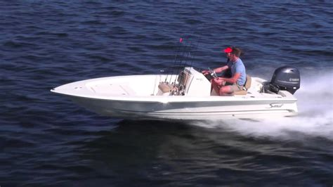 Videos Scout Boats by Scout Boats 177 Sport Youtube