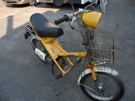 1979 Honda Express Ii Nc50 Scooter For Sale On 2040-motos