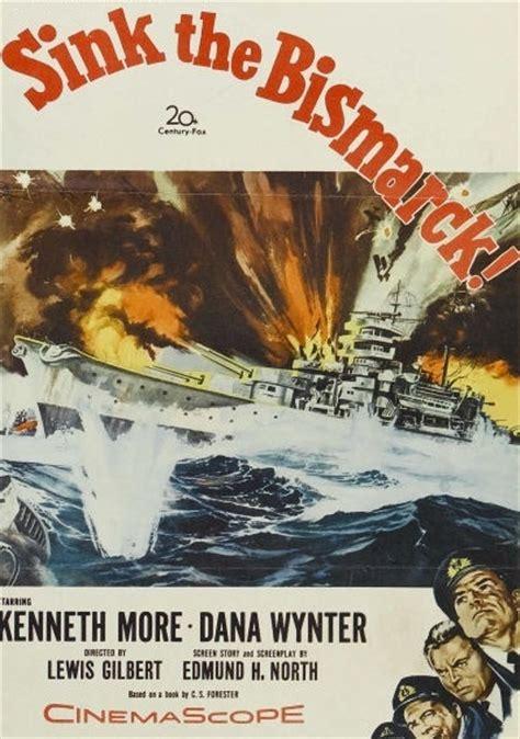 sink the bismarck 1960