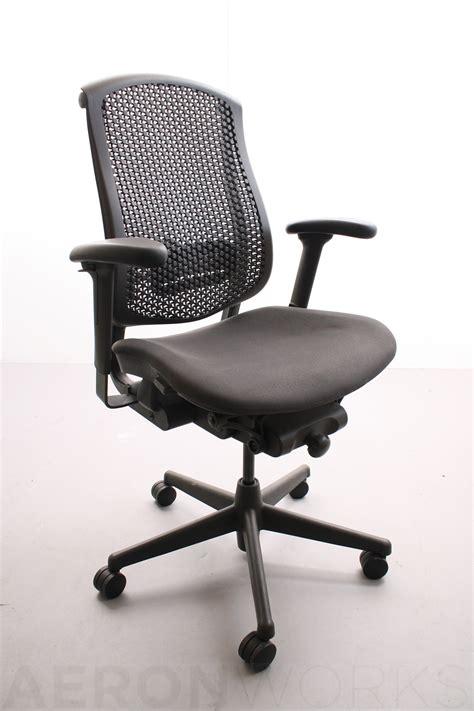 Herman Miller Celle Chair Used herman miller celle chair aeronworks