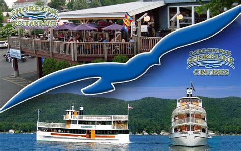 Shoreline Boat Rentals Lake George by Lake George Cruises On The Adirondac Horicon Lake