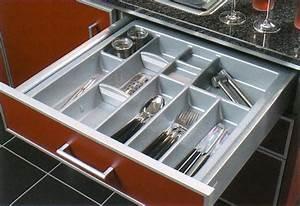 Einsätze Für Schubladen : besteck kasten einsatz schublade 40 cm grau universal ebay ~ Markanthonyermac.com Haus und Dekorationen