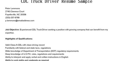 Driver Resumes Cdl Truck Driver Resume Sample. 5160 Template For Word. Chicago Proposal Photographer. Sample Customer Database Excel Template. Recommendation Letter For Employee From Manager Template. Invoice Template Graphic Design Template. New Years Flyer Template. Template To Make Tickets Template. T Shirt Order Template