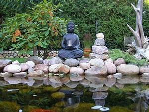 Gartengestaltung Feng Shui : feng shui garten e m gartenwelten ~ Markanthonyermac.com Haus und Dekorationen