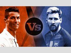 Real Madrid Cristiano Ronaldo vs Messi Goals and
