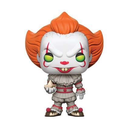 Pop Pop Boat Online by Figuren Pop Movie It Pennywise With Boat Rare Funko Genf
