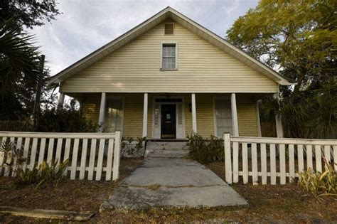 Oldest Home In Tampa, An 1842 Bungalow, On Sale For ,000
