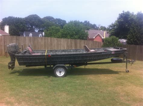 Duck Hunting Without Boat by 15 Aluminum Fishing Duck Hunting Boat The Hull Truth