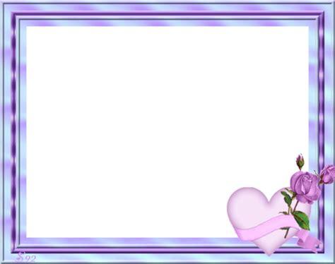 cadre bleu avec un petit coeur avec centerblog