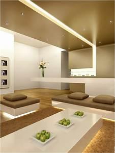 Beleuchtung Im Wohnzimmer : modernes wohnzimmer gestalten leicht gemacht ~ Markanthonyermac.com Haus und Dekorationen