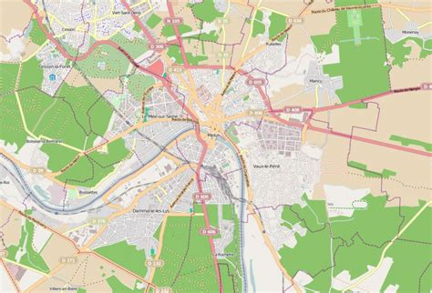 carte et plan de melun 77000 htel tourisme locations de vacances mairie informations