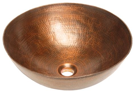 foret model bfc10 wc lavatory above counter 14 copper sink bathroom sinks