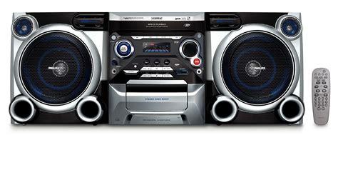 Mp3 Mini Hi-fi System Fwm377/05
