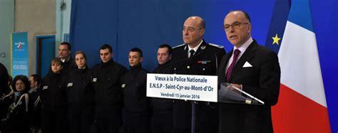 voeux du ministre de l int 233 rieur aux forces de 2016 actualit 233 s archives des