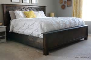 diy king size bed plans woodworking plans free