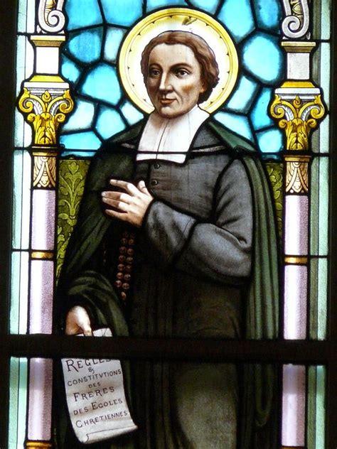 photos de vitraux jean baptiste de la salle