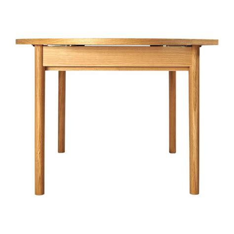 ega grande table de salle 224 manger 224 rallonges en ch 234 ne massif huil 233 habitat