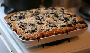 Blueberry Coffee Cake – Suz Daily