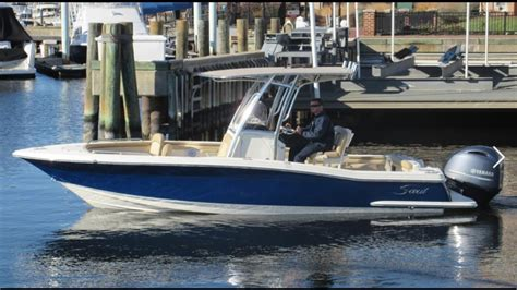 Videos Scout Boats by 2017 Scout Boats 215 Xsf Boat For Sale At Marinemax