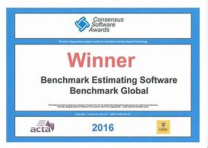 Winner Software Küchenplanung : the consensus is benchmark estimating software is a winner benchmark estimating software ~ Markanthonyermac.com Haus und Dekorationen