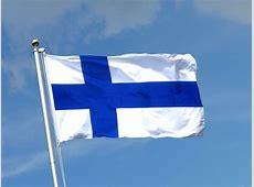 Finnland Fahne kaufen 90 x 150 cm FlaggenPlatzde