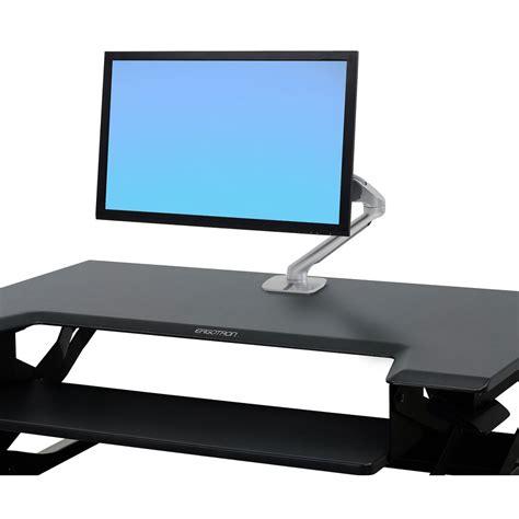 100 desk mount monitor arm 32 monitor arm ebay lx dual side arm ergotron 45 245 026