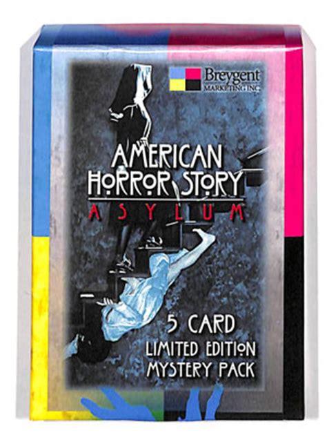 American Horror Story Asylum Mystery Packs San Diego Comic Con Sdcc