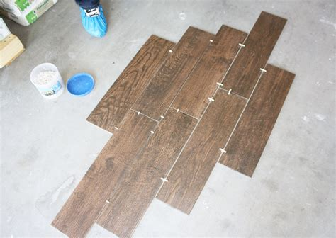 6x24 Wood Tile Layout by Tile Laying Designs Pictures Studio Design Gallery