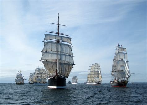 Best Latin Boat Names by The Tall Ships Races Startet In Gasthafen Harlingen
